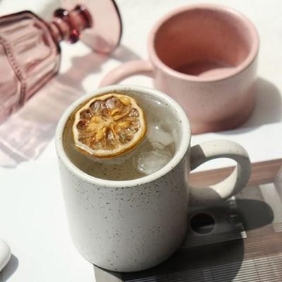 점박이컵 홈카페 머그컵
