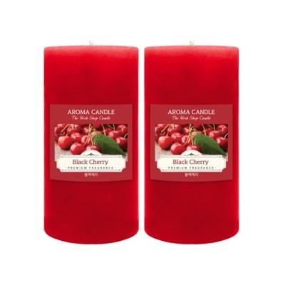(1+1) 더허브샵 아로마 향기 캔들 570g