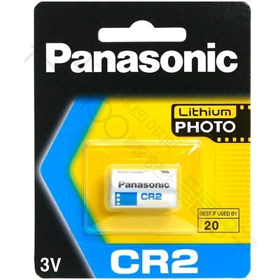 파나소닉 CR2 리튬 건전지 3V -1알 / Panasonic CR2