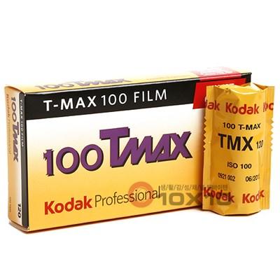 코닥 흑백필름 티맥스 100 120 중형 (1롤) KODAK T-MAX 100