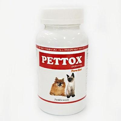 펫톡스(sj) 프로바이오틱스 250g