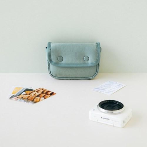 버튼 카메라 파우치 (5종)