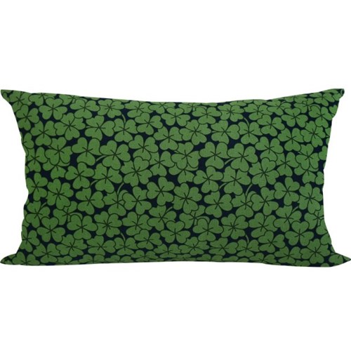 30 Lucky Clover Cushion