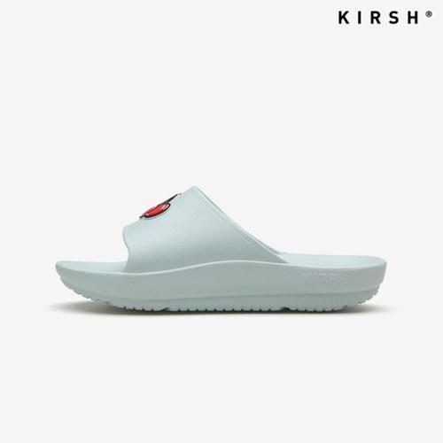 [키르시] KIRSH SLIPER 슬리퍼 슬라이드 스카이 하늘색(KIR02_SKY)