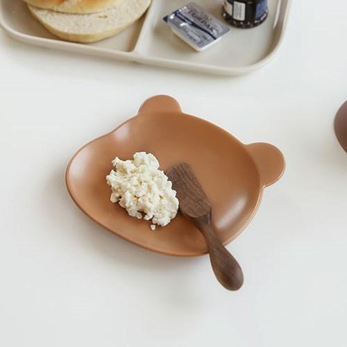 에라토 테디 디저트 홈카페 귀여운 접시 6인치_(1176892)