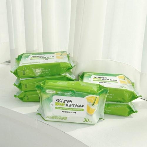 VNB 일회용 물걸레 청소포 10팩 (300매)
