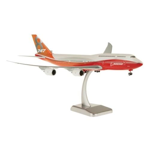 1/200 B747-8 보잉 하우스 ROLL OUT 모형비행기 (HG910864)