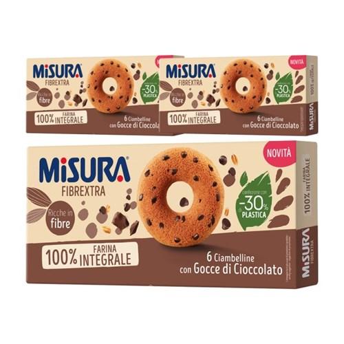 미주라 초코칩 통밀 도넛츠 [230gx3개]