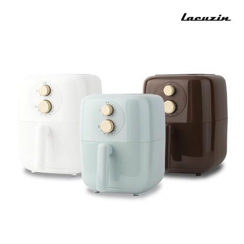 라쿠진 에센셜 저소음 에어프라이어 3L