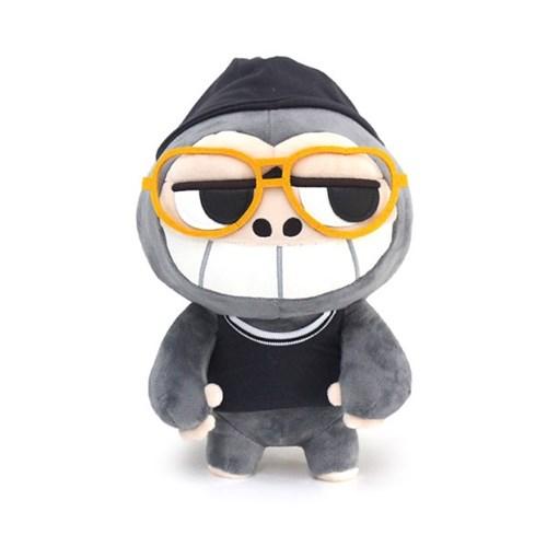 정품 아둥가 고릴라 캐릭터 인형 30cm