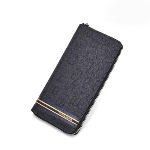 바이슨데님 남자 스트랩 휴대폰 핸드폰케이스 장지갑 N8273-1B