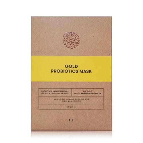 VT 골드 프로바이오틱스 마스크 28g x 6매