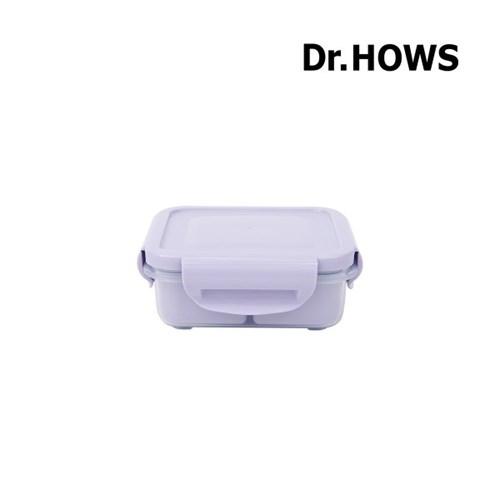 [닥터하우스] 본 2칸 나눔 밀폐용기 270ml