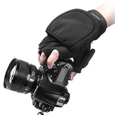 매틴 멀티 슈팅 글러브 블랙 (촬영용 방한장갑) / Matin M7850