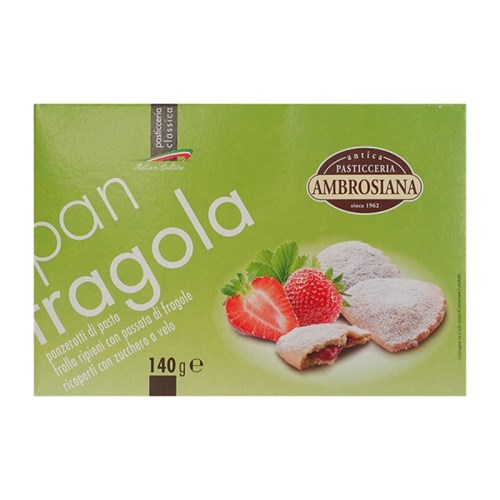 앰브로시아나 판 프라골라 딸기 140g