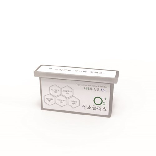 휴레카 20g 산소플러스 전기없는 실내용 차량용 공기청정기
