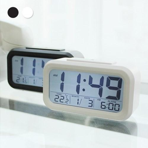 스마트 디지털 알람시계
