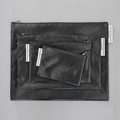 waterproof kill black pouch