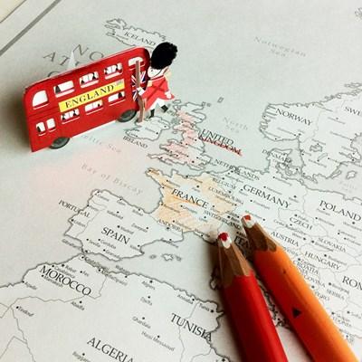 WORLD MAP (ver.WHITE)