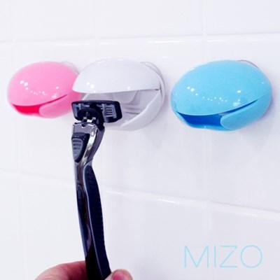 오카 미조[MIZO] 원터치 자동 면도기홀더 1P