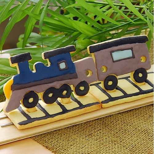 3D입체쿠키커터세트(은하철도999) no.3121