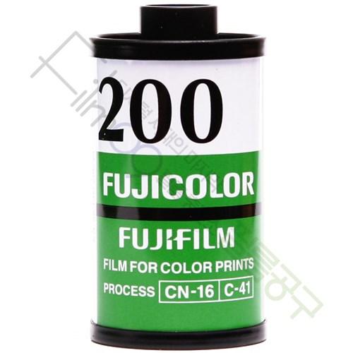 후지 컬러필름 C200-36컷/멀티팩 (1롤) / FUJI C200 FILM