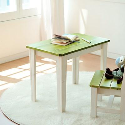 리틀키즈 투톤 테이블