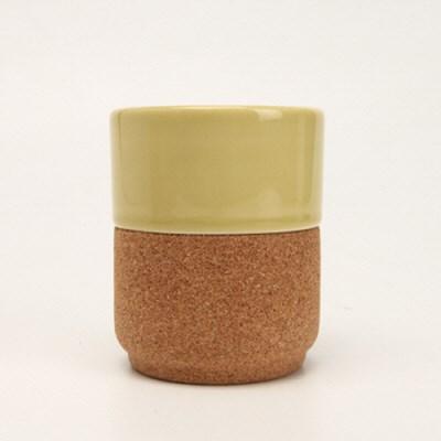 코르크 컵(색상 4종류 : 선택 구매)