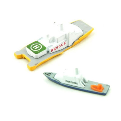 1/1200 Harbour 선박 - 밀수감시정 & 해난구조선 (TA141557RM)