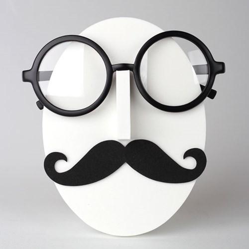 MR.MUSTA 머스타씨 (콧수염 안경홀더)