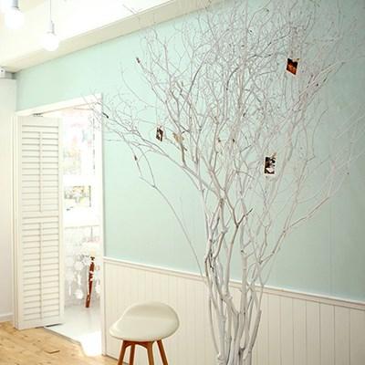 심플 화이트 TREE(4size)