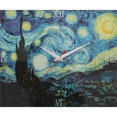[명화시계] 별이빛나는밤