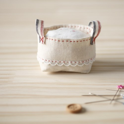 [DIY패턴] (패턴) 바구니만들기-연꽃핀바구니