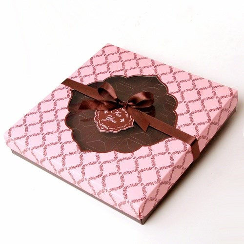 [코지아트]윈도우 초콜릿박스 25구 no.6685