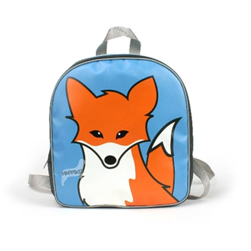 [little packrats] Fox School Backpack