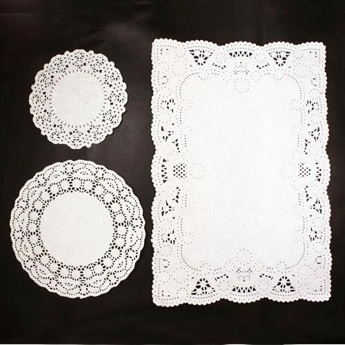 Paper lace-A(30pcs)