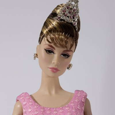 Crazy About Tiffany's Holly Golightly Dressed Doll
