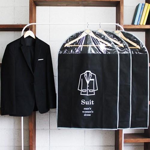 윈도우 옷 커버 3p 세트 - Suit 3p