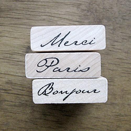 [메세지]Merci Paris Bonjour (3종선택)