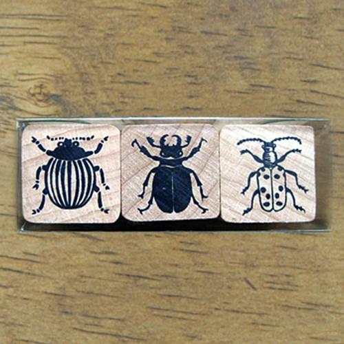 [동물&곤충]곤충스탬프세트