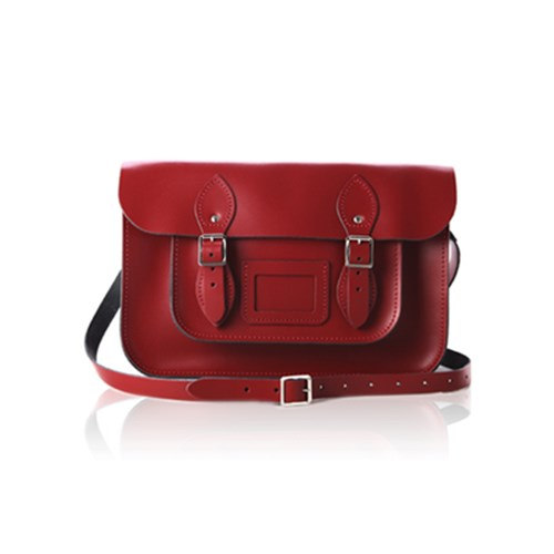 12.5inch Pillarbox Red