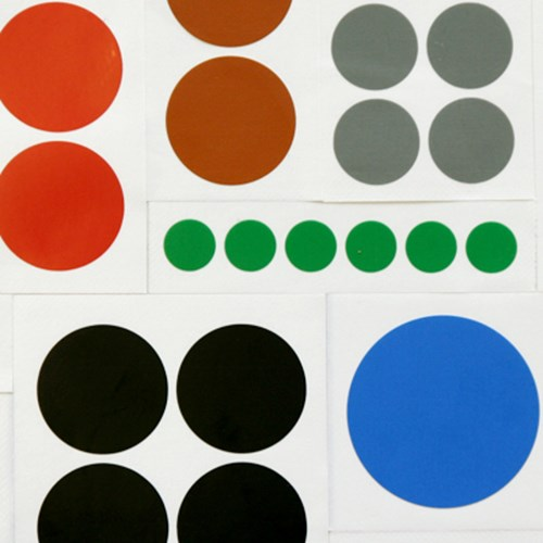 STICKER PACK ver.1 bauhaus color dot