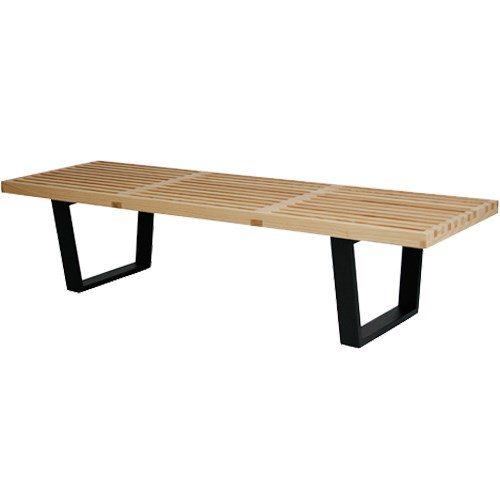 wood bench(실내)