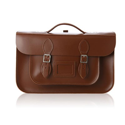 15inch Chestnut Brown with handle (3 way)