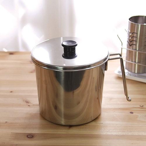 키친프리 스텐레스 음식물 쓰레기통 3.5L