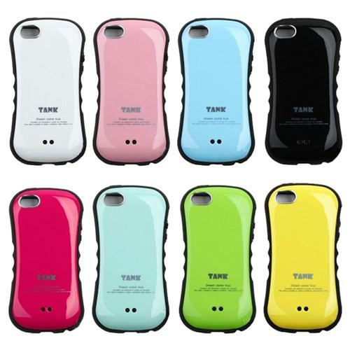 imPSL TANK 젤리 케이스(8색상 중 선택,아이폰5용)