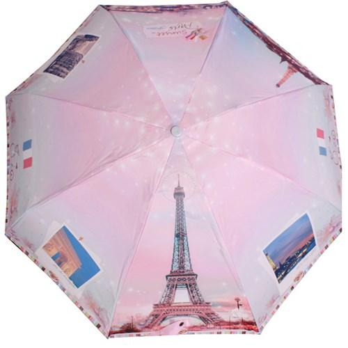 파리,노을지다 5단 우산