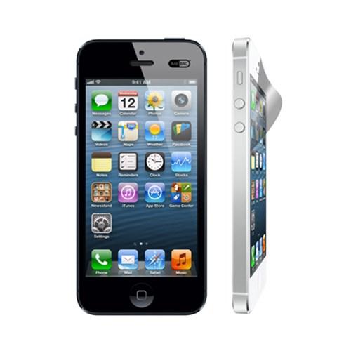 [iPhone 5용]아이크루리 항균 액정 보호필름
