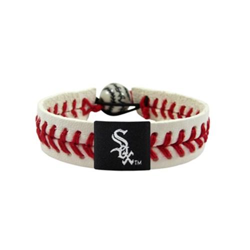 Chicago White Sox Classic Baseball Bracelet