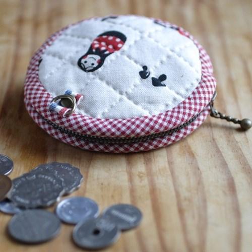 동그라미동전지갑-동전지갑만들기